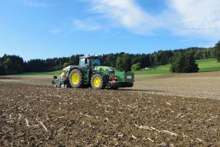 No-Till Direktsaat Getreide